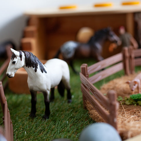 Small World Play Horse