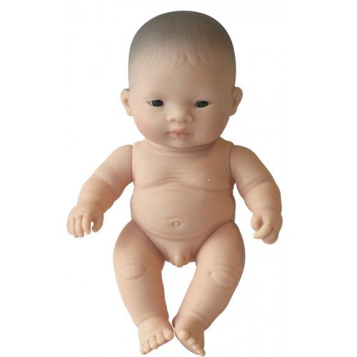 Miniland Asian Boy Baby - 21cm