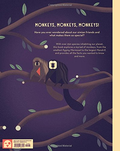 Mad About Monkeys - Owen Davey