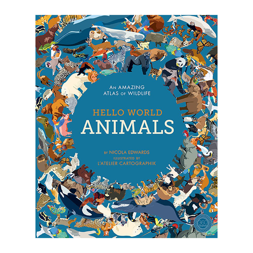 Hello World: Animals - Nicola Edwards