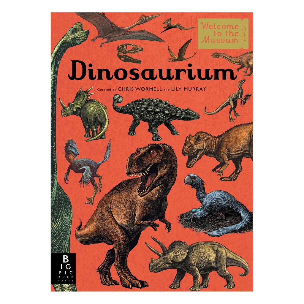 Dinosaurium - Chris Wormell