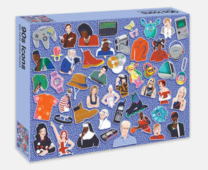 90's Icons Puzzle | 500
