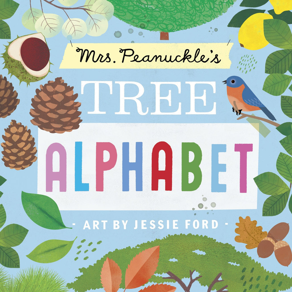 Mrs. Peanuckle's Tree Alphabet