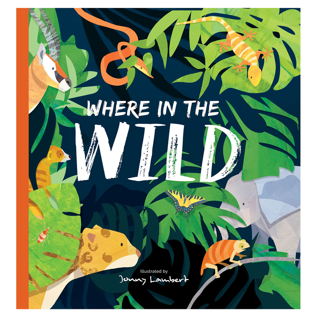 Where in the Wild - Jonny Lambert