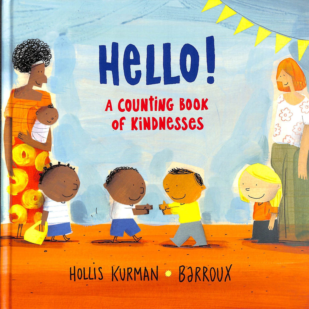 Hello! - A Counting Book of Kindness