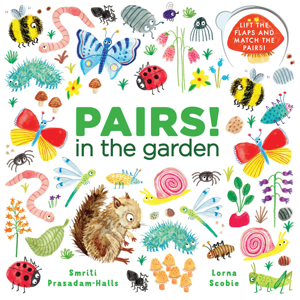 Pairs! In the Garden - Smriti Prasadam-Hall