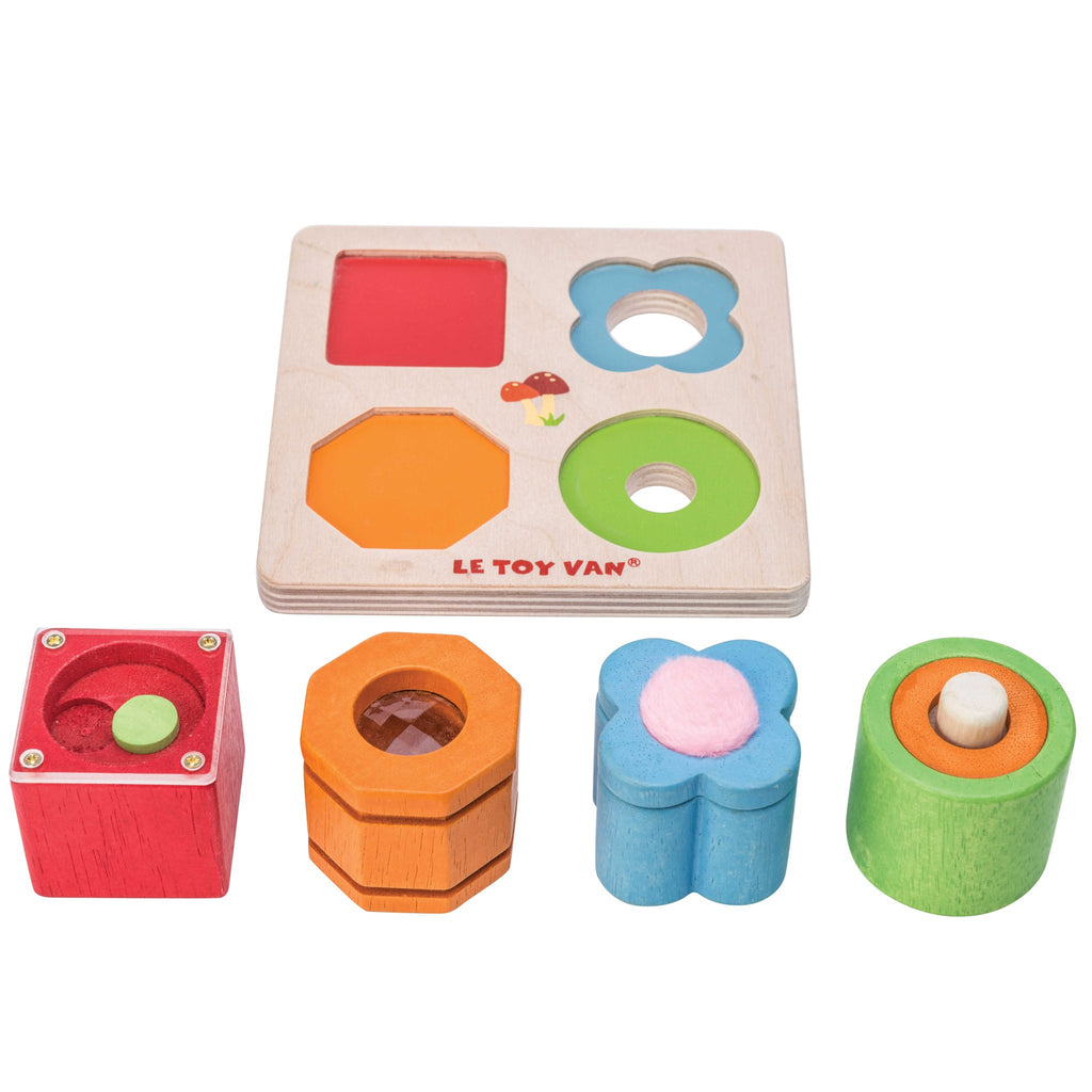 Small Sensory Shapes | Le Toy Van | Petilou