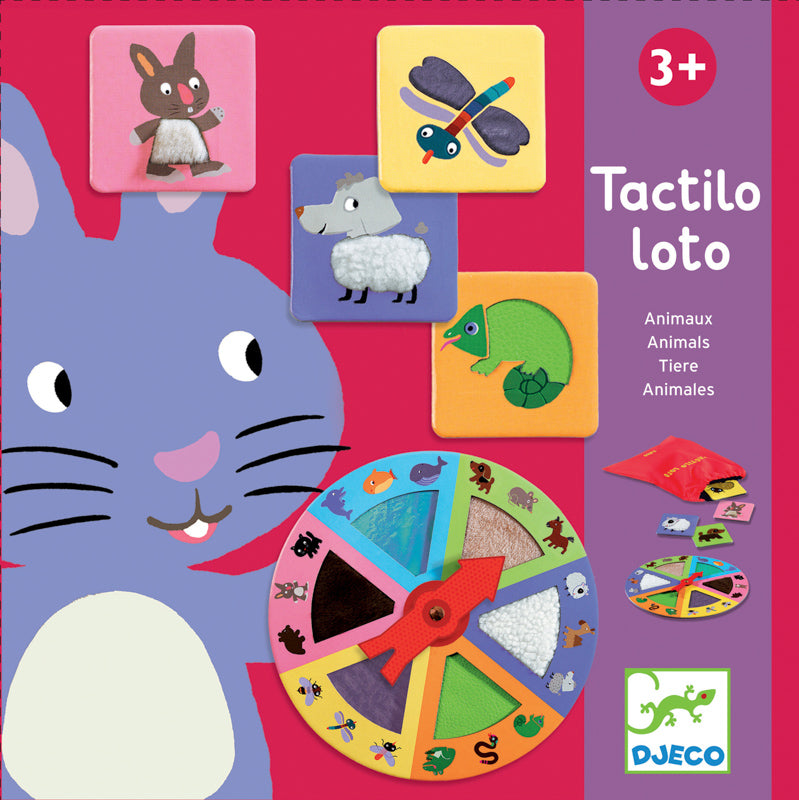 Tactilo Lotto Game