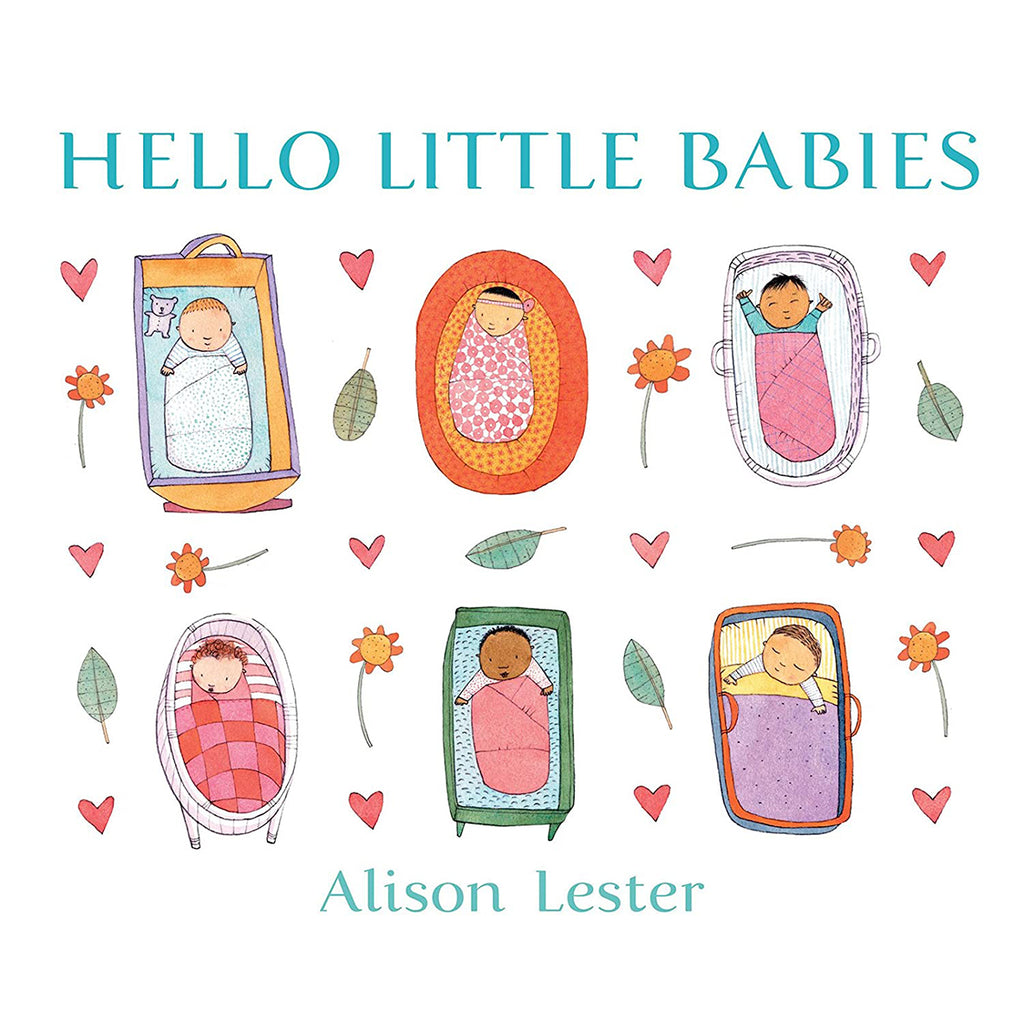 Hello Little Babies | Alison Lester