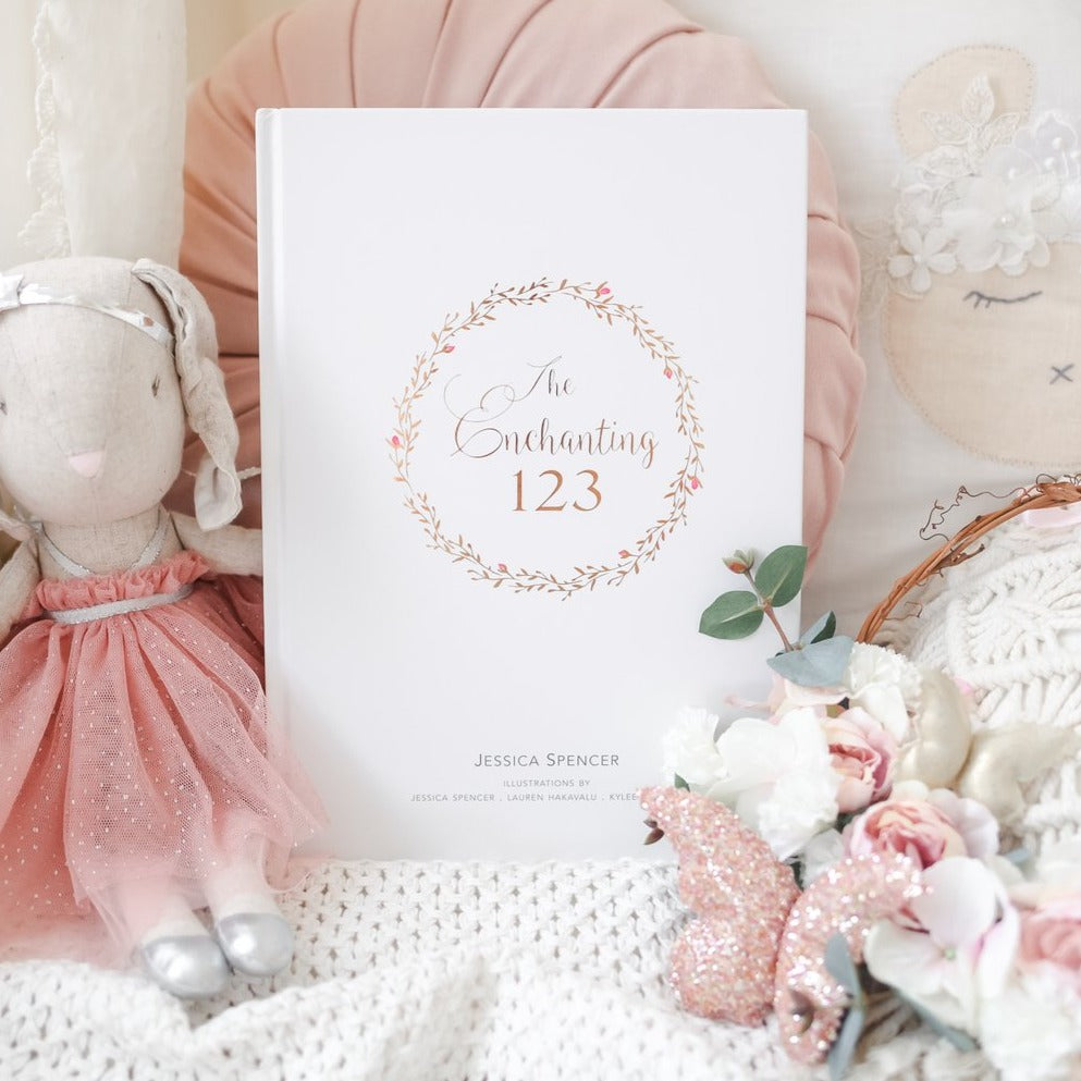 The Enchanting 123 | Jessica Spencer