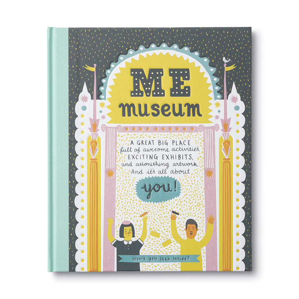 Me Museum - Activity Book