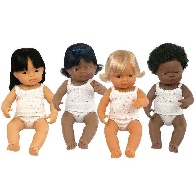 38cm Latin Boy | Miniland Dolls