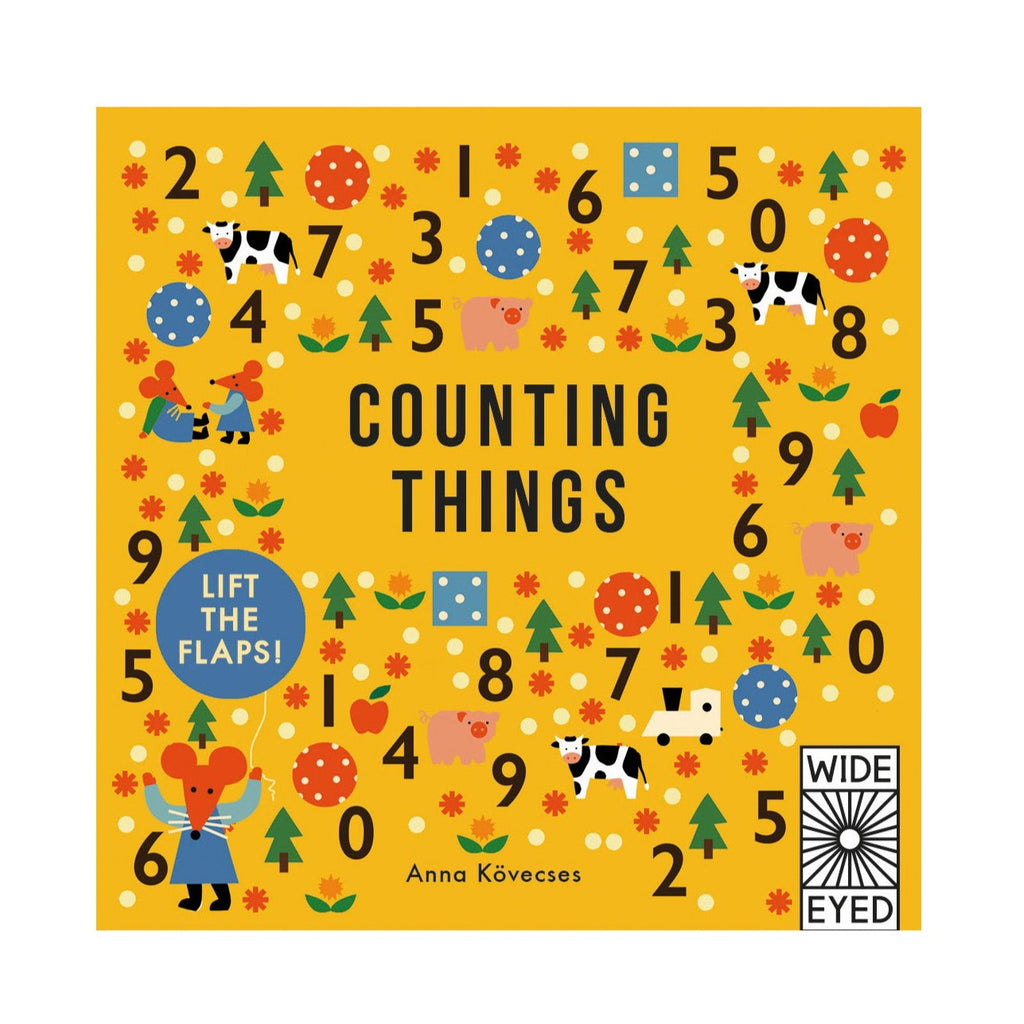 Counting Things - Anna Kovecses