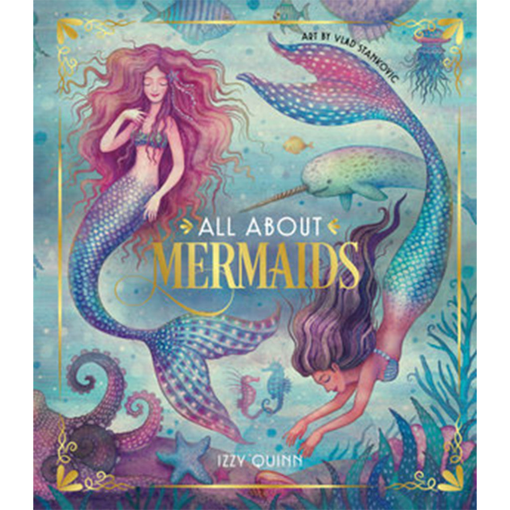 All About Mermaids | Izzy Quinn