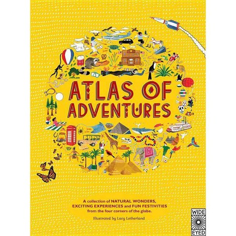 Atlas of Adventures | Rachel Williams