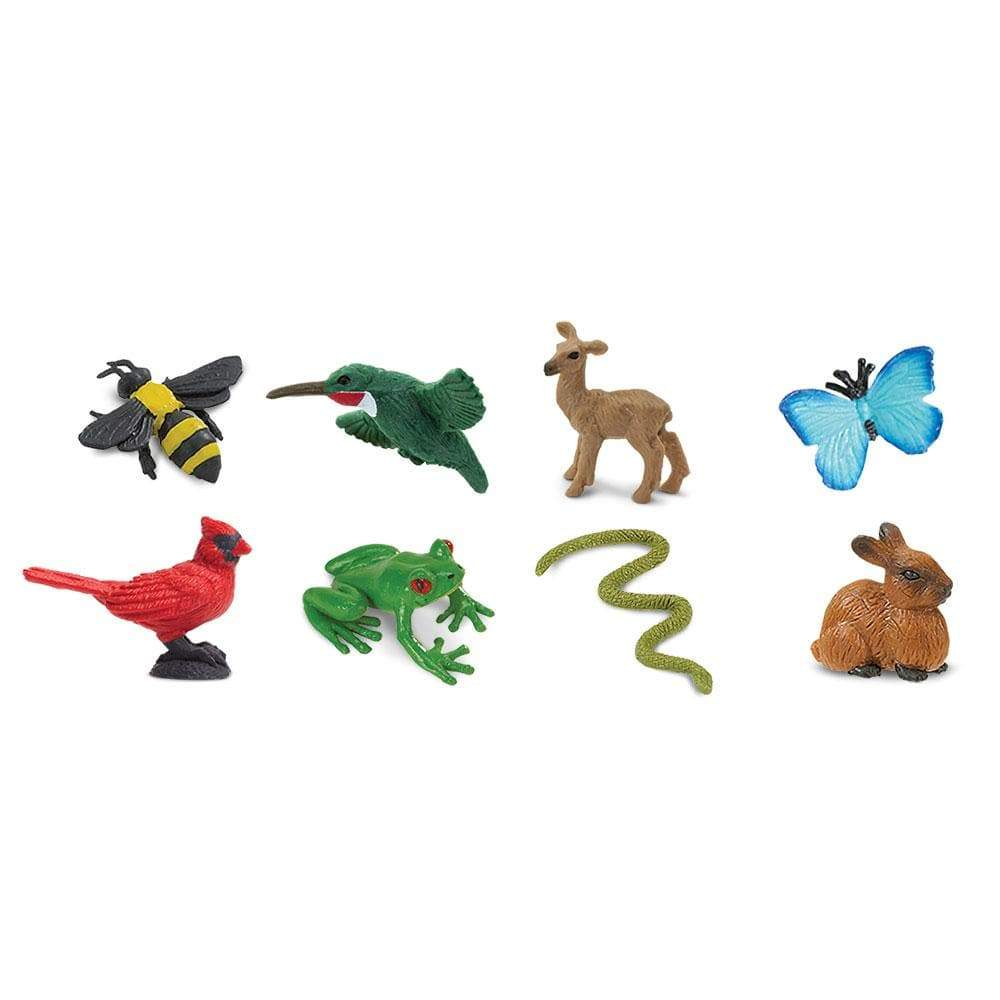 Backyard Good Luck Minis | Safari Ltd