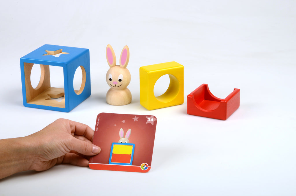 Bunny Peek a Boo - Smart Games