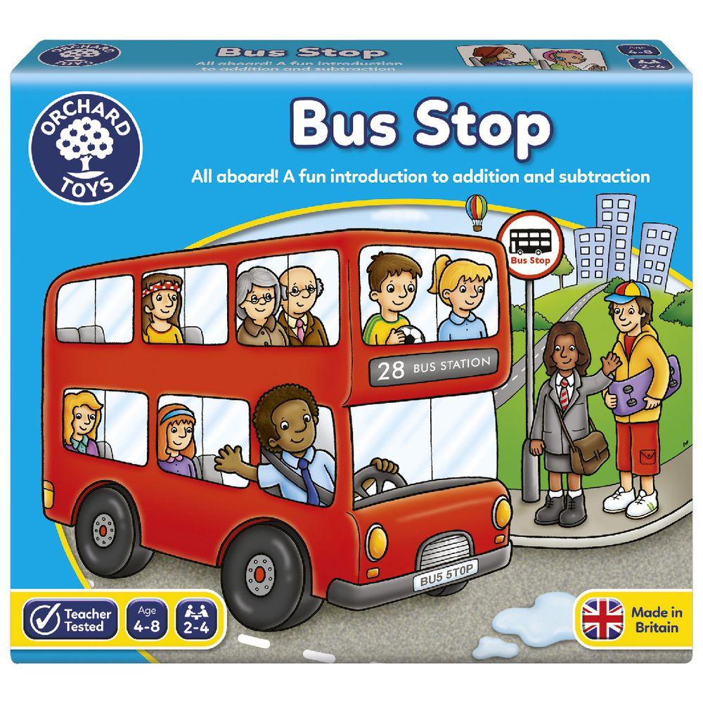 Bus Stop | Orchard Toys