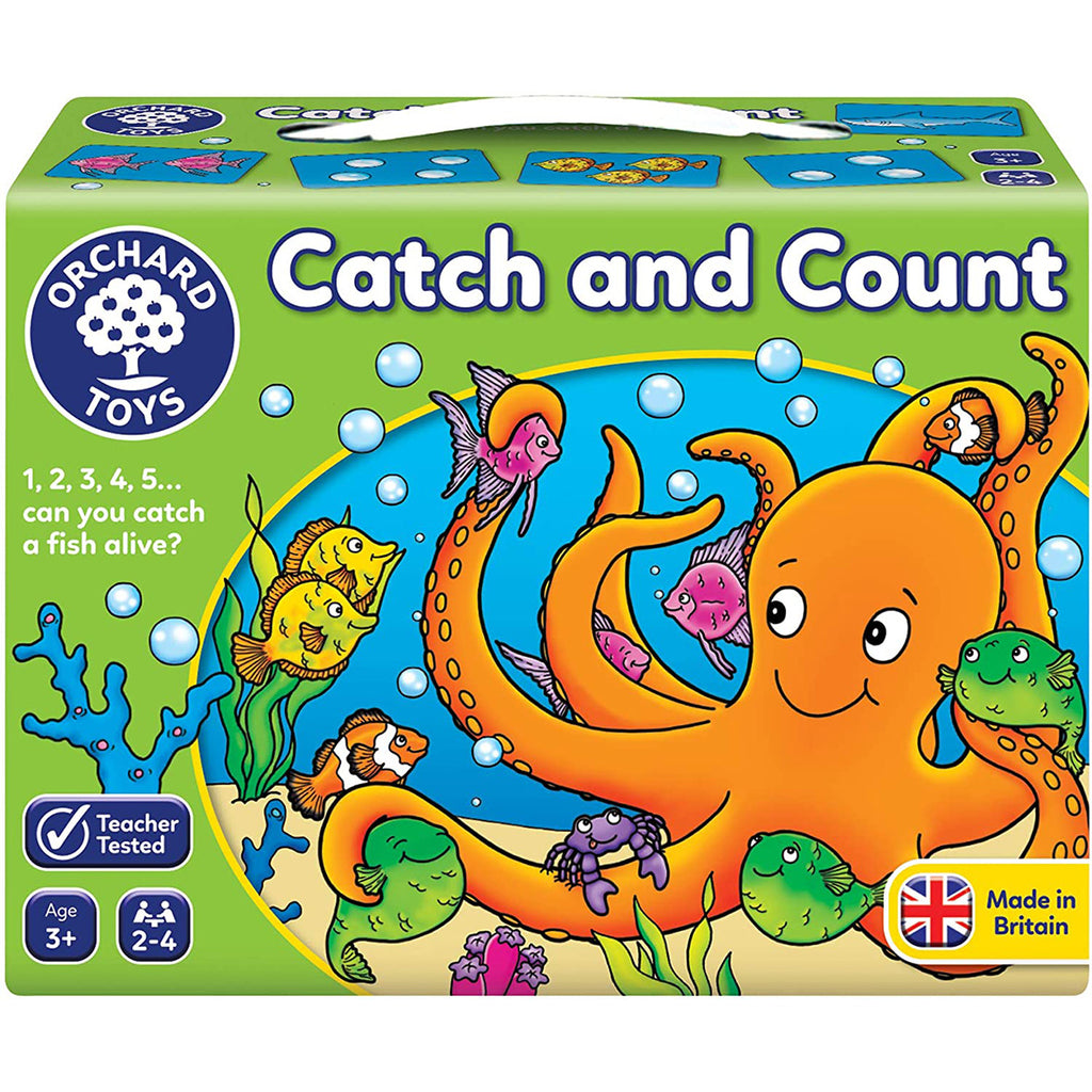 Catch and Count | Orchard Toys