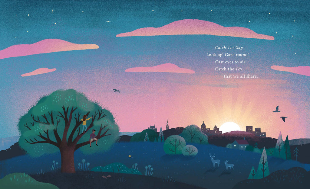 Catch The Sky: Playful Poems About The Air We Share
