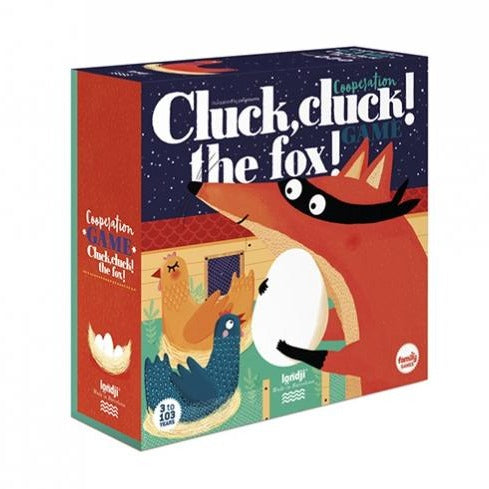 Cluck! Cluck! The Fox! | Londji