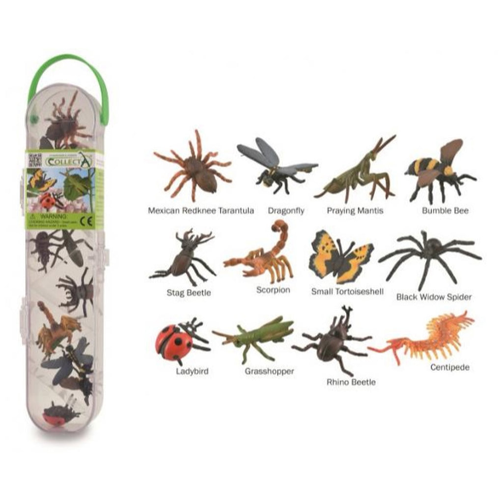 Insects & Spiders Tube | Collecta