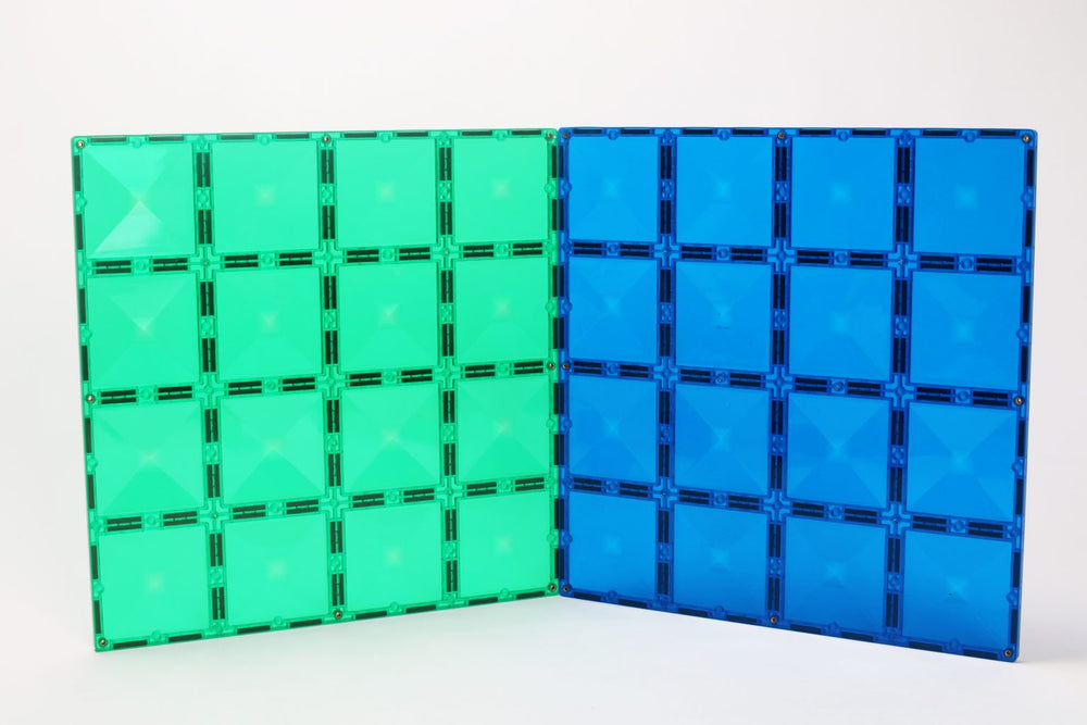 2 Pack Base Plates | Connetix Tiles