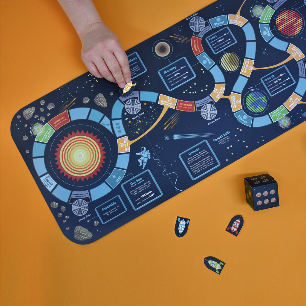 Create Your Own Solar System | Clockwork Soldier