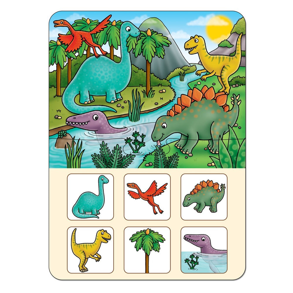 Dinosaur Lotto | Orchard Toys