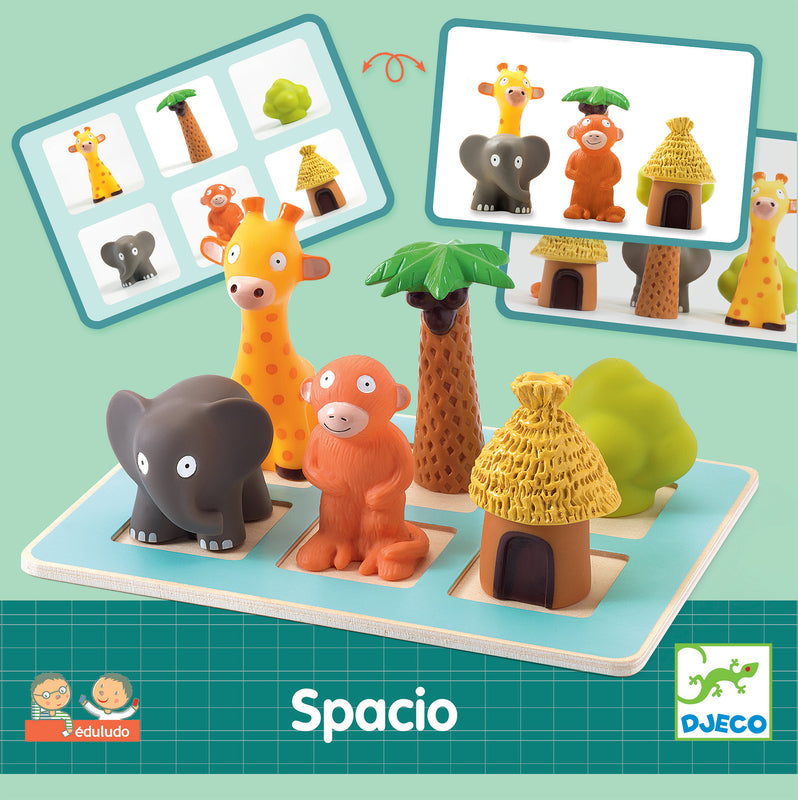 **PREORDER** Eduludo Spacio Game - Djeco