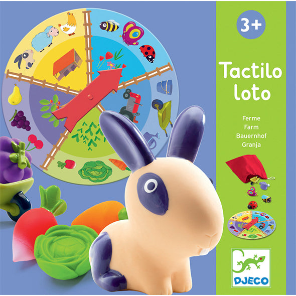 Tactilo Lotto Farm Game