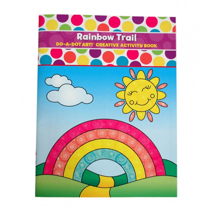 DO A DOT ART Book - Rainbow Trail