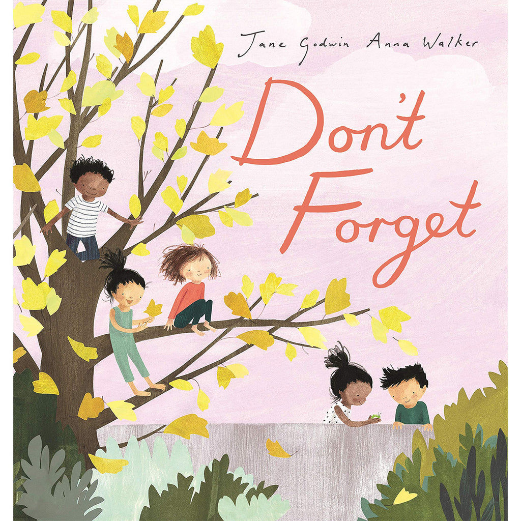 Don't Forget | Jane Godwin