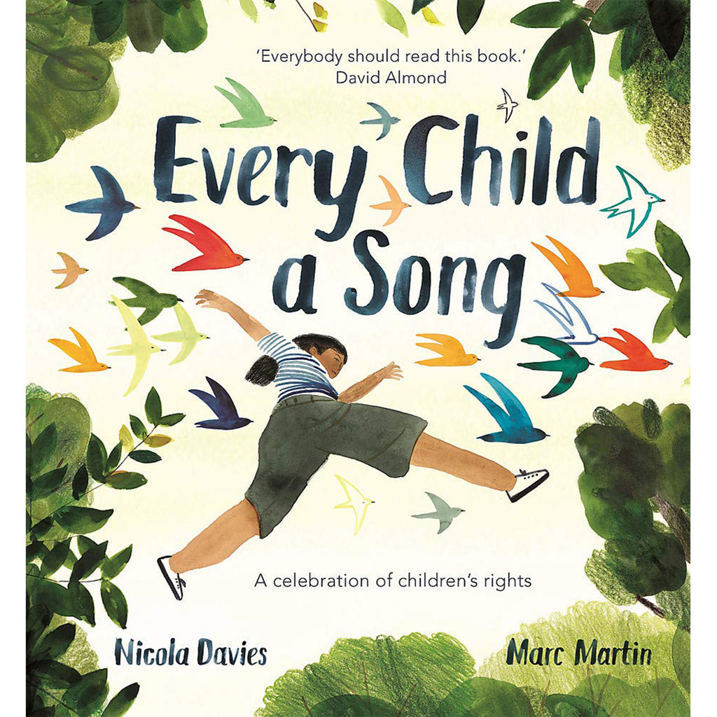 Every Child A Song | Nicola Davies