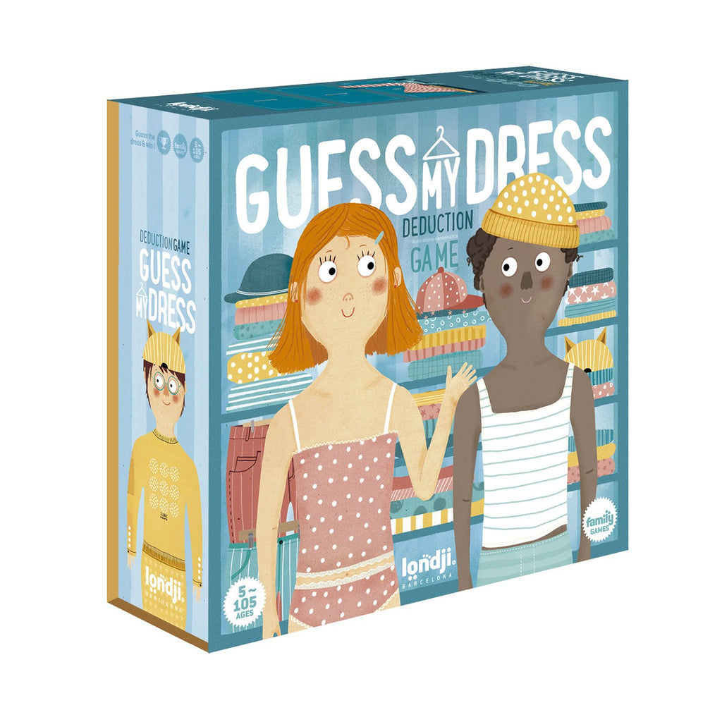 Guess My Dress Game | Londji
