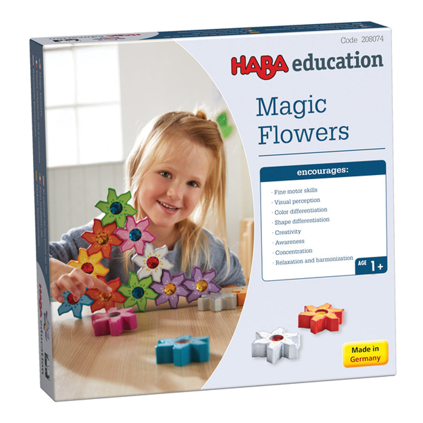 **PREORDER** HABA Magic Flowers