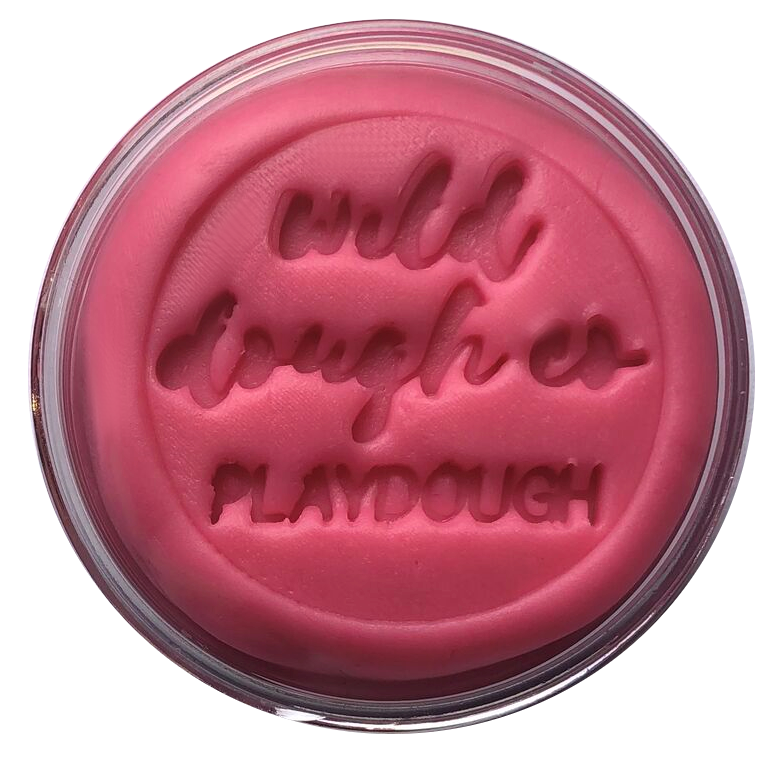 Wild Dough - Flamingo Pink Playdough