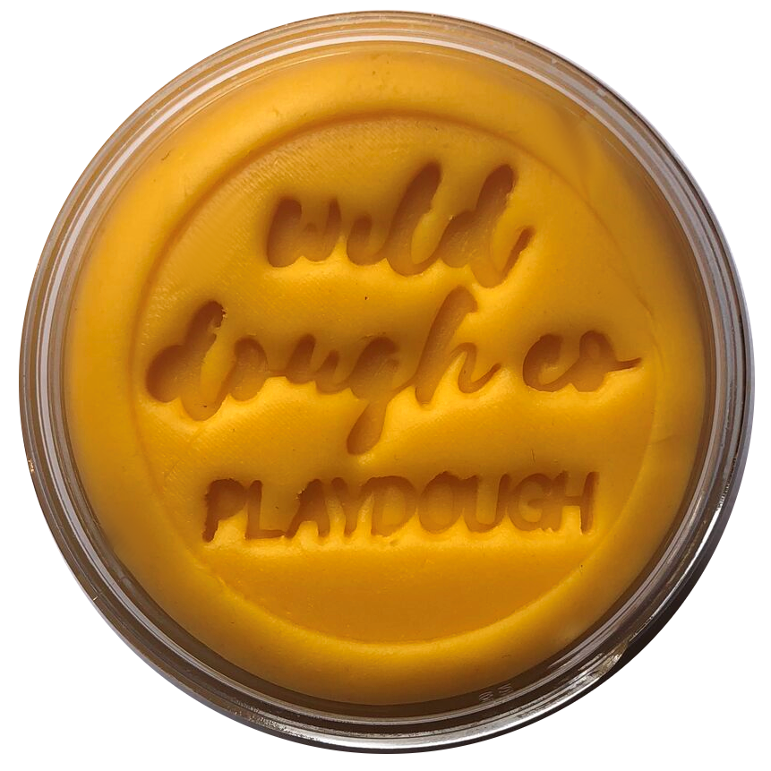 Wild Dough - Buttercup Gold Playdough