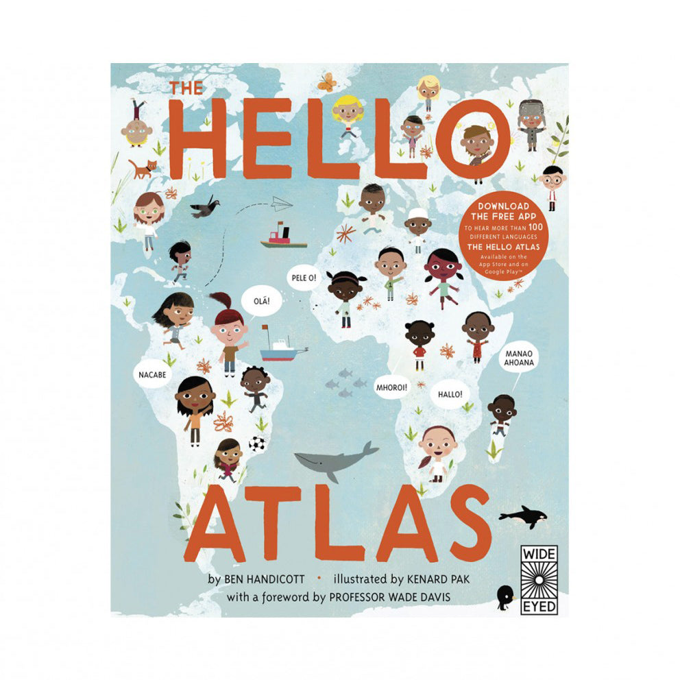 Hello Atlas - Ben Handicott