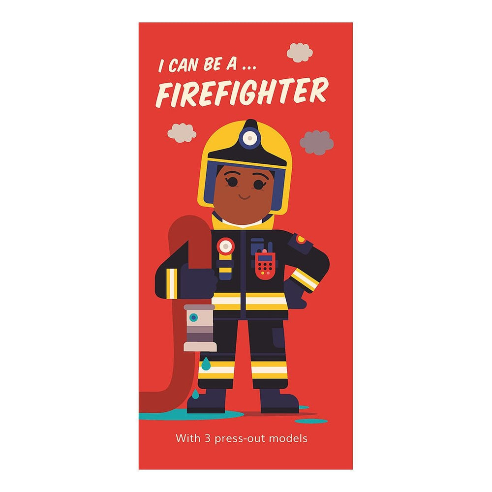 I Can Be... A Firefighter | Interactive Book