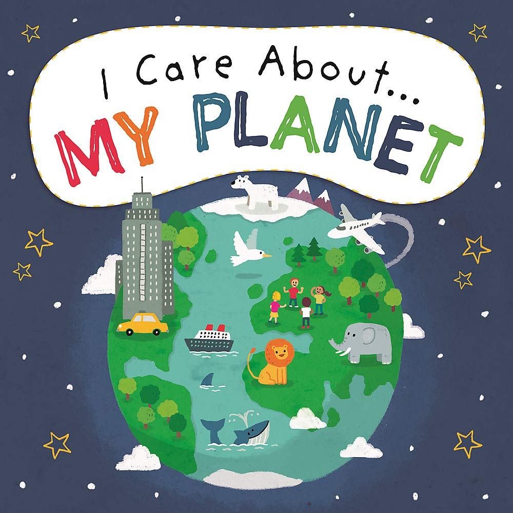 I Care About My Planet | Liz Lennon
