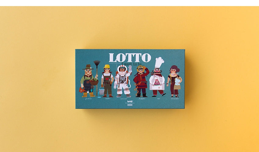 I Want To Be Lotto | Londji