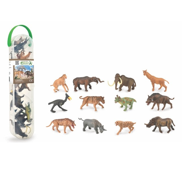 Prehistoric Mammals Tube | CollectA