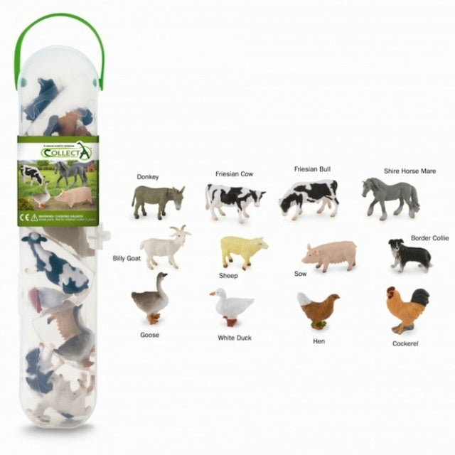 Farm Animals Tube | Collecta
