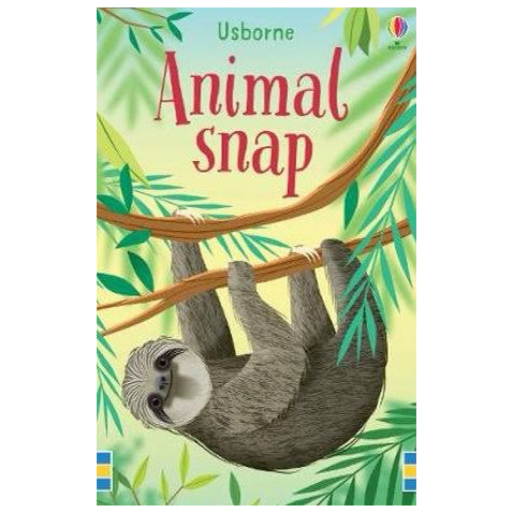 Animal Snap Cards | Usborne