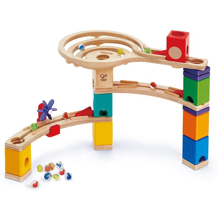 Hape Quadrilla Race to the Finish - 57 Piece