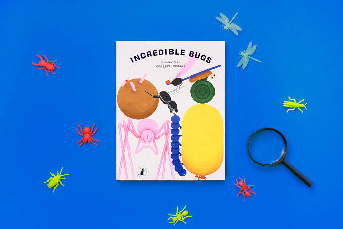 Incredible Bugs: A World of Wonder