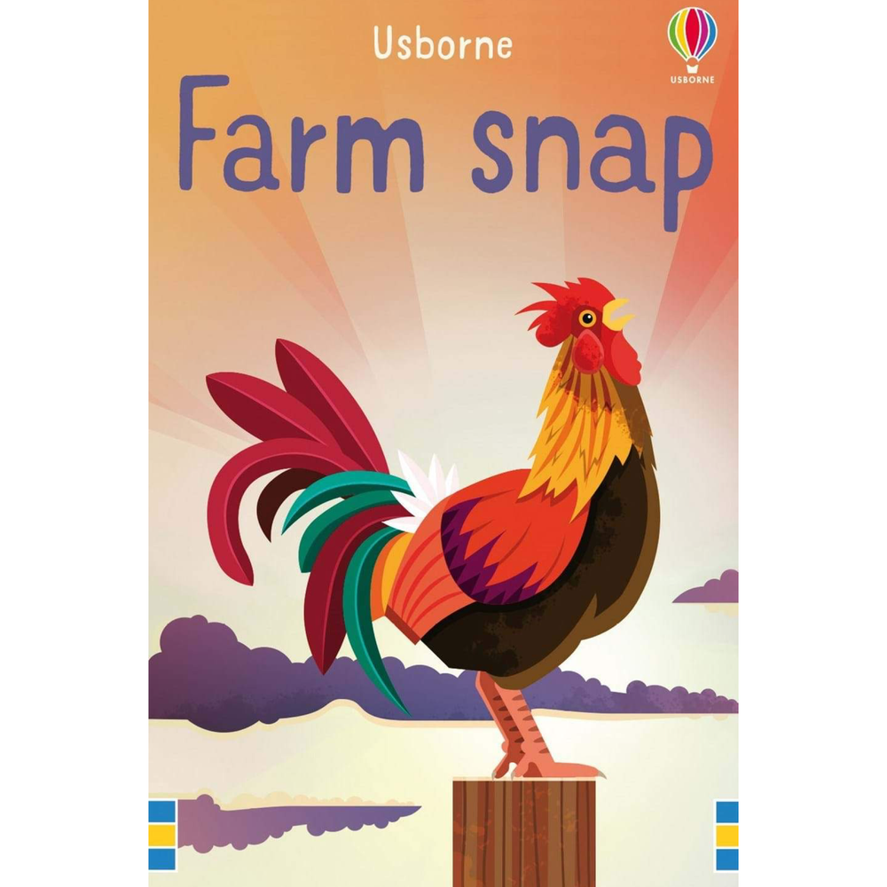 Farm Snap Cards