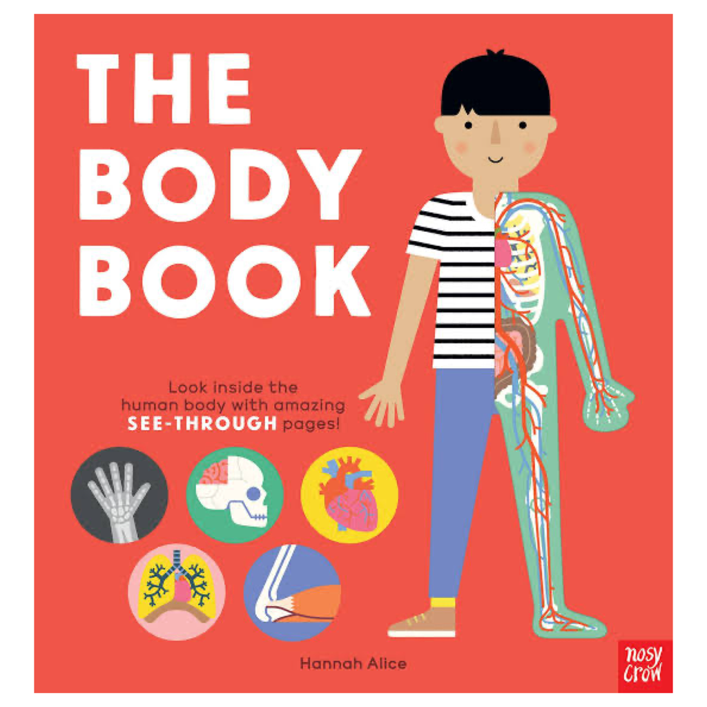 The Body Book - Hannah Alice