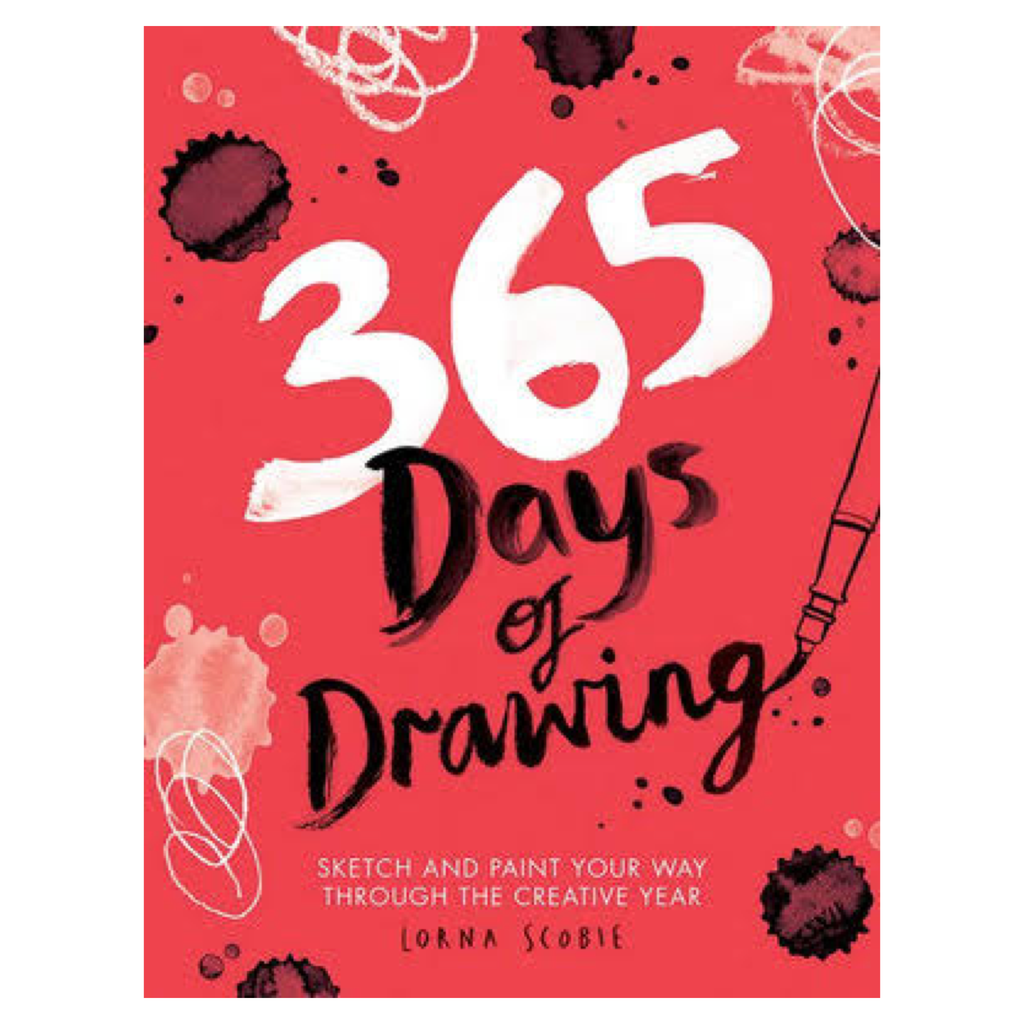 365 Days of Drawing | Lorna Scobie